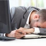 Zmęczenie pracą dosięga każdego