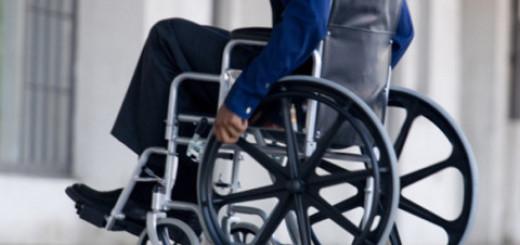 Inwalida w pracy