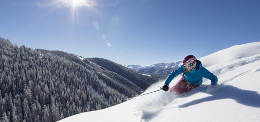 Skiing winter adventures rotating header 3